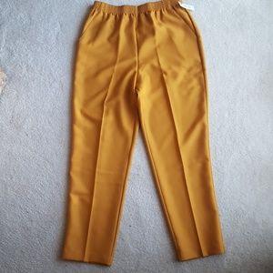 Cabin Creek Womens Polyester Work Pants Slacks 16